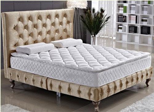 弹簧床垫什么样的好,弹簧床垫怎么选